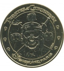 MARNE-LA-VALLEE - Disneyland 27 (Pirates Of The Caribbean) / MONNAIE DE PARIS 2019