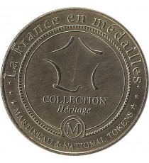 RENNES-LE-CHÂTEAU - Sainte Madeleine / MARTINEAU & NATIONAL TOKENS