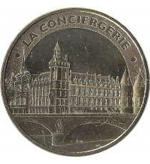 PARIS - La Conciergerie 3 (Face Cerlée) / MONNAIE DE PARIS 2014