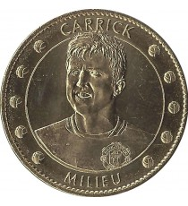 MANCHESTER UNITED FOOTBALL CLUB - Carrick / ARTHUS BERTRAND 2012